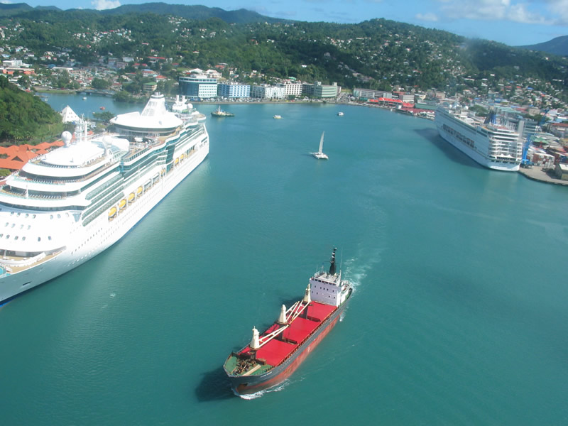 Castries Harbour